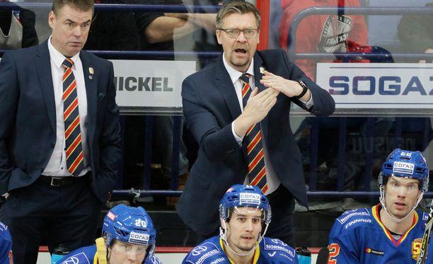 Jukka Jalonen oli äärimmäisen pettynyt avainpelaajiensa esityksiin.