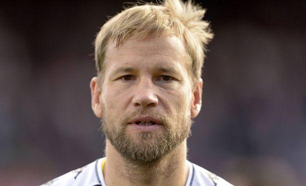 Jussi Jääskeläinen pystyisi pelaamaan korkeammallakin tasolla kuin Englannin toiseksi ylimmällä.