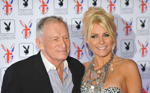 Muistatko Hugh Hefnerin lesken Crystalin? Näin elämä kääntyi Playboy-mogulin kuoleman jälkeen
