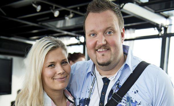Ilona ja Sami Hedberg ilmoittivat erostaan tänään.