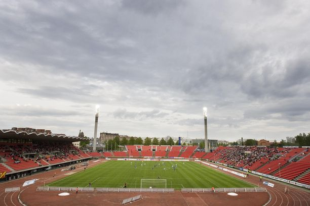 Tampereen Ratinan stadionille saataisiin Ilveksen toimitusjohtajan Tomi Erolan mukaan korona-aikanakin turvallisesti yli 5 000 katsojaa per ottelu.