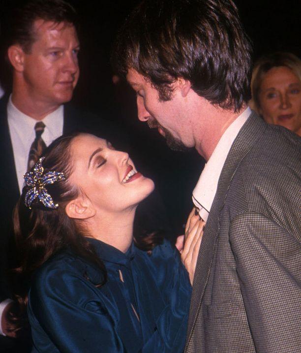 Drew Barrymore ja Tom Green olivat vastanäyttelijöitä, mutta yhteiselo siviilissä ei sujunut.