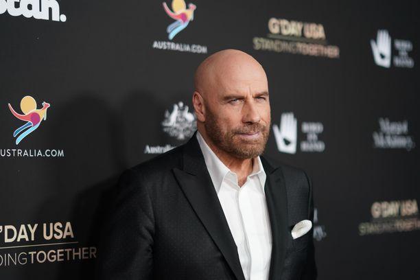 John Travolta kommentoi ensi kertaa vaimonsa kuolemaa.