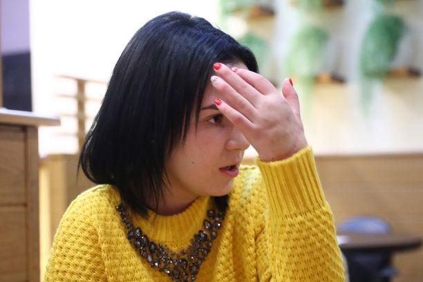 Lääkärit onnistuivat ompelemaan Margarita Gratshevan vasemman käden takaisin paikalleen.