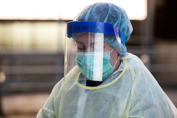 UPM on vastannut Kiinasta tilattujen hengityssuojaimien hankinnasta.
